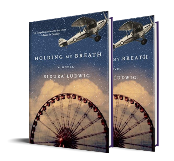 Holding My Breath - A Novel